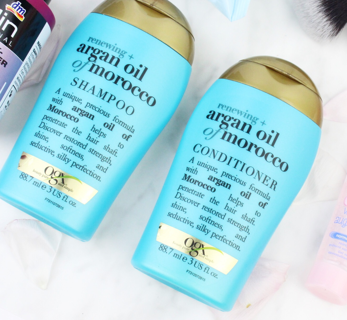 Review – 'Argan Oil of Morocco' Shampoo + Conditioner