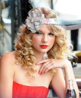 Taylor Swift Frisuren