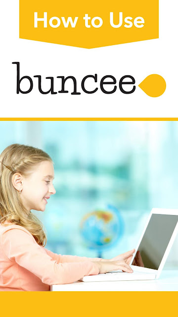 Ask your students to write poems by using Buncee and then read that poem. They can also create an audio file while reading the poem and then insert it into the presentation.