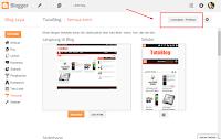 Cara Baru Untuk Menggantikan Template Di Blog Kita Sendiri