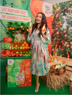 Shraddha Kapoor launches Hair & Care Fruit oils
