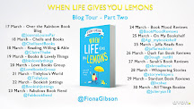 When Life Gives You Lemons Blog Tour