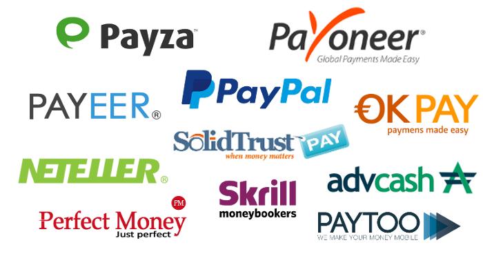 Procesadores de pago