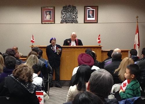 豆丁主義(生活。遊記。插畫。故事): 加拿大入籍典禮:何謂「公民」