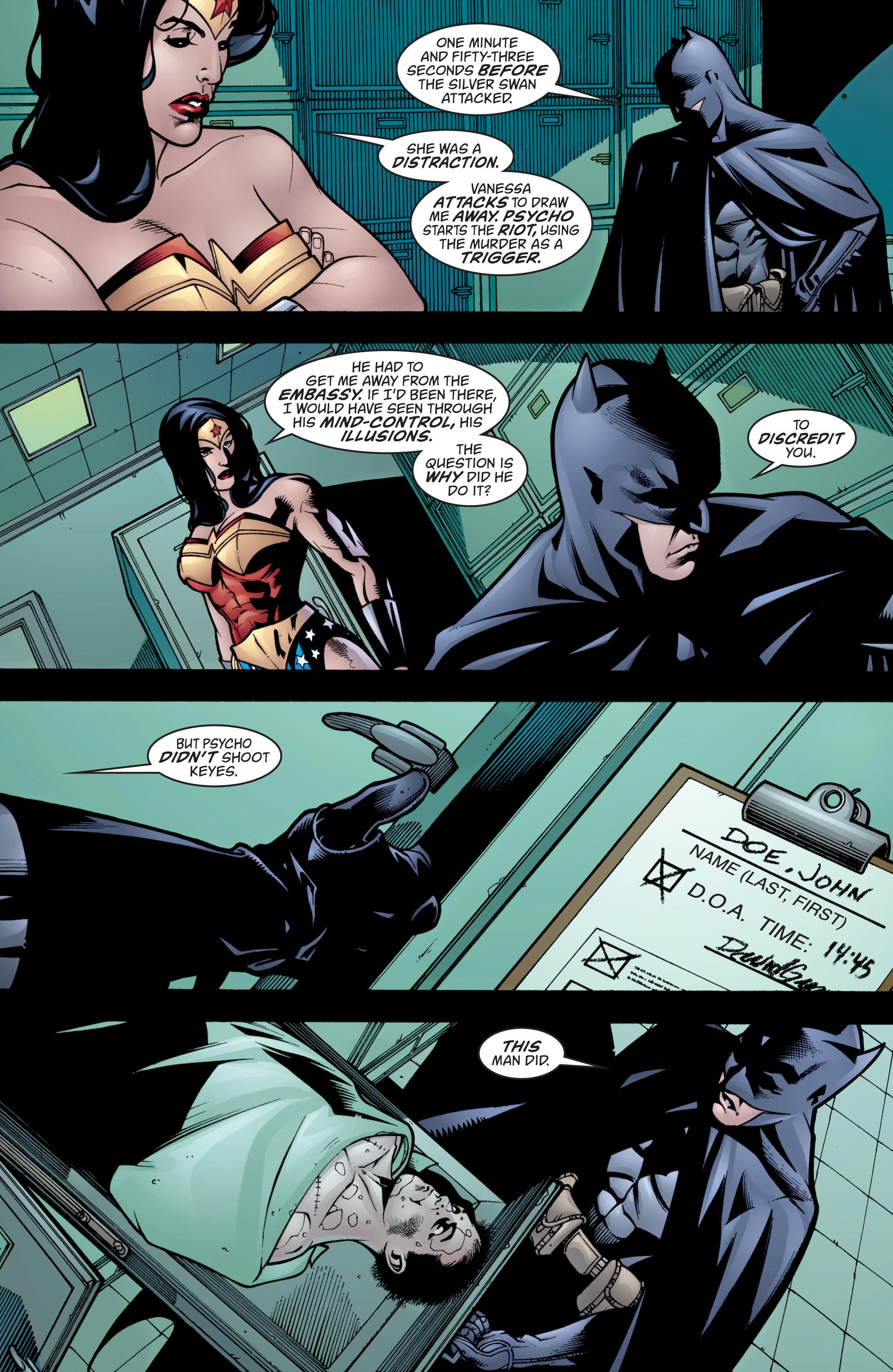 Read online Wonder Woman (1987) comic -  Issue #204 - 17