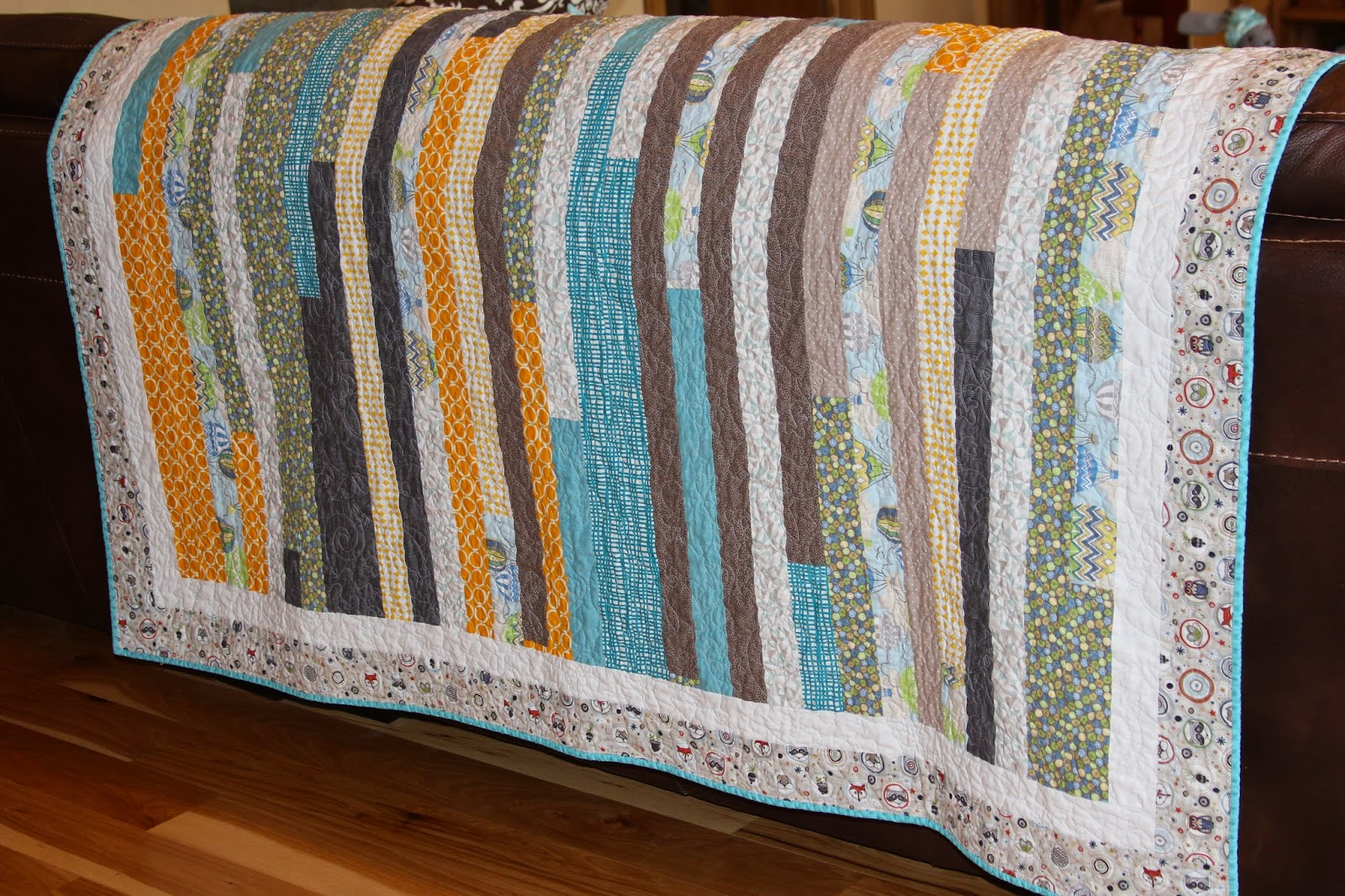 Time Of Our Lives Jelly Roll Jam Strip Quilts Label And