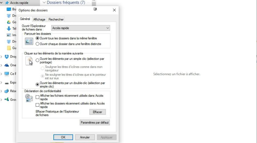 Explorateur windows ne répond pas sous windows 7