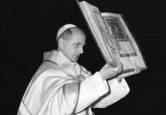 Evangeliario en el Concilio Vaticano II