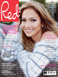 Jennifer Lopez - Red UK - March 2019