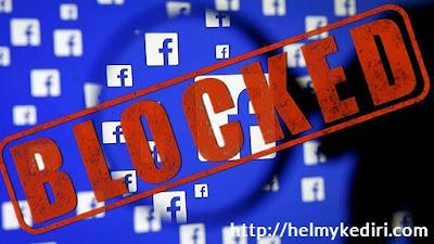 Daftar negara yang memblokir situs facebook