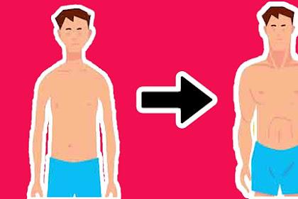 Cara Cepat untuk Menambah Berat Badan