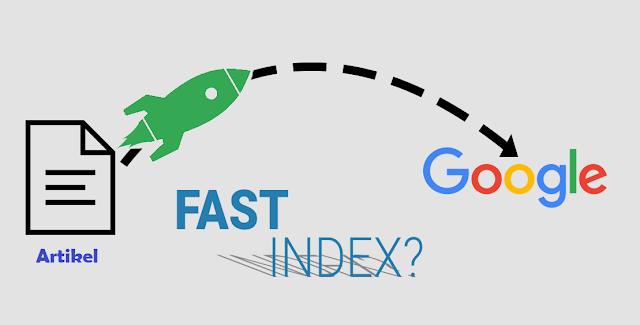 Percepat Terindex oleh Google