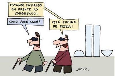 Resultado de imagem para política no brasil charge