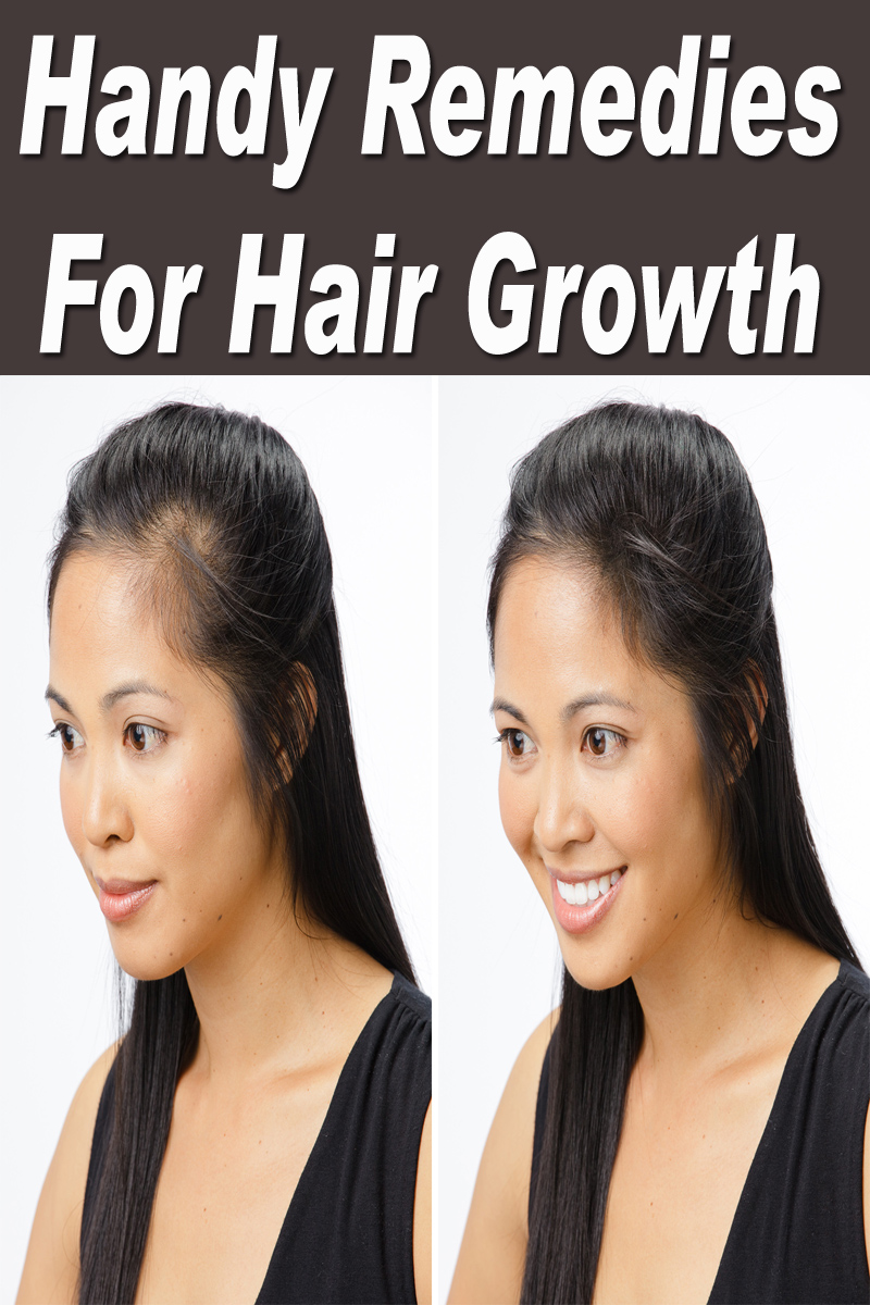 Handy Remedies For Hair Growth