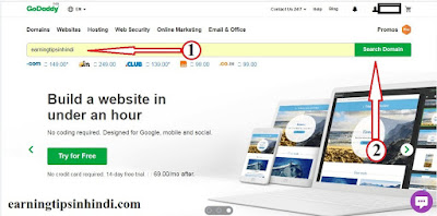 Website Ke Liye Domain Name Kaise Kharide