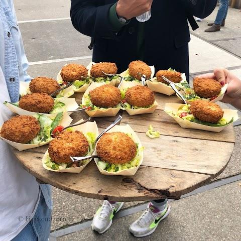 Mister Kitchen's V-Burger