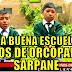 NIÑOS AGRICULTORES DE IE 41023 SARPANE - ORCOPAMPA PARTICIPAN EN LA BUENA ESCUELA