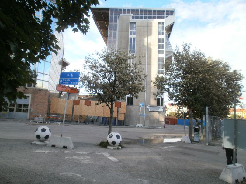 råsunda stadion lägenheter