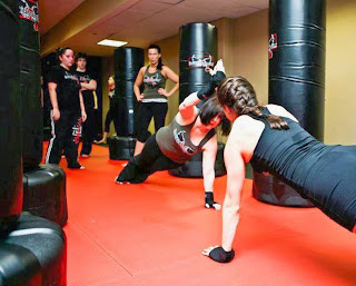 Kickboxing Classes Atlanta GA