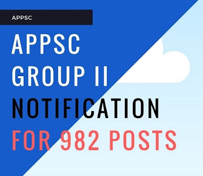 APPSC Group-II Notification