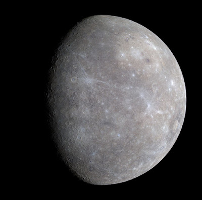Why is it so long for Mercury to fly planet-today.com