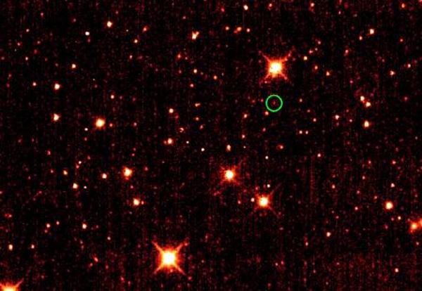 2010 TK7 - asteroide troiano da Terra