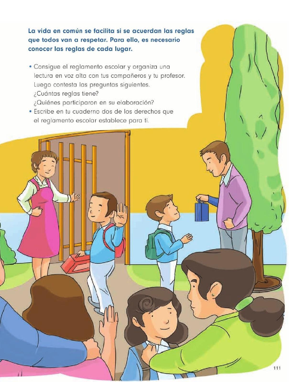 El reglamento escolar bloque iv lecci n 5 apoyo primaria for Que es un vivero escolar
