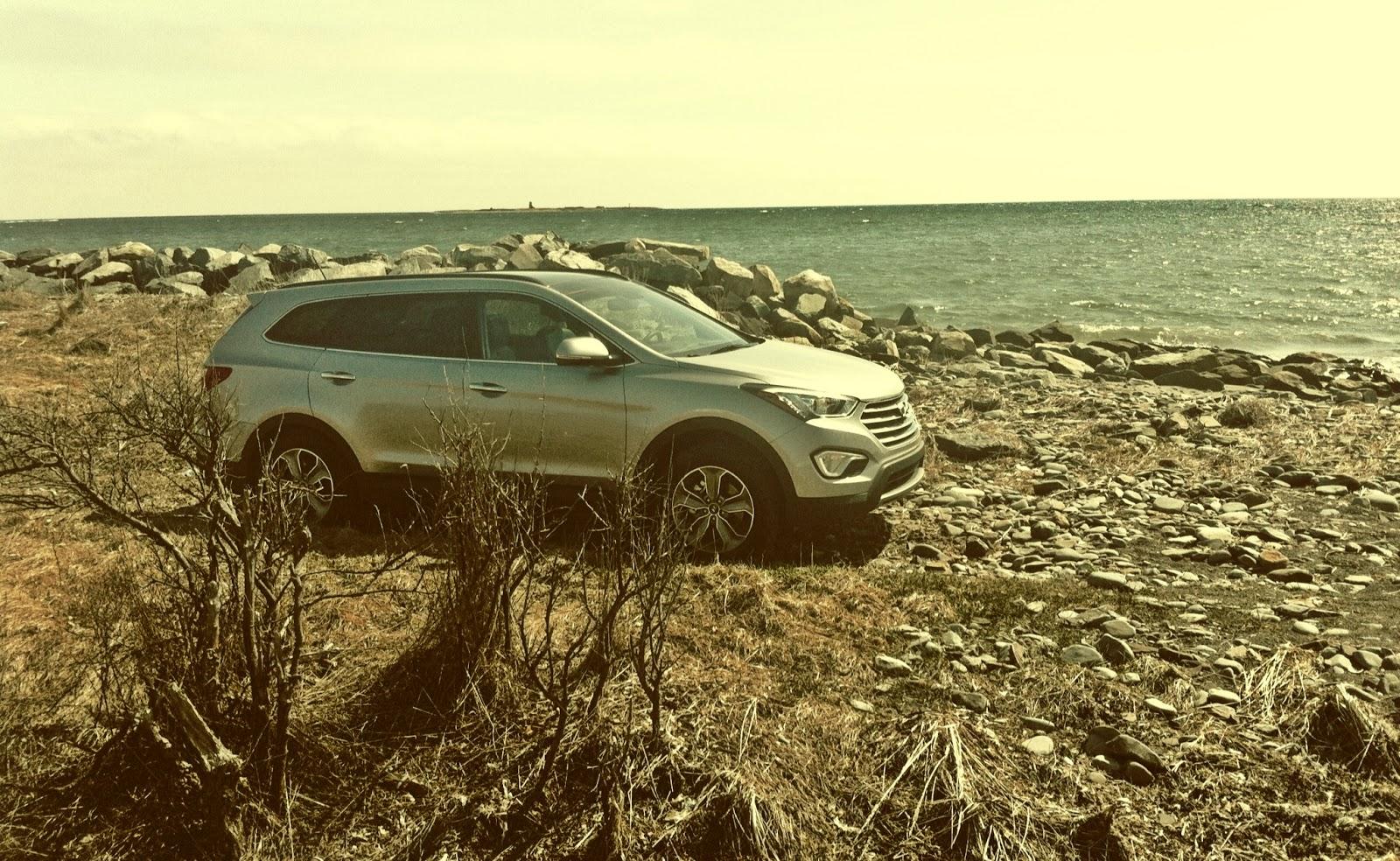 2013 Hyundai Santa Fe XL Review – Not Surprisingly Big, But