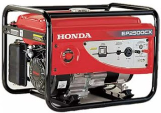 Daftar Harga Genset Merk Honda