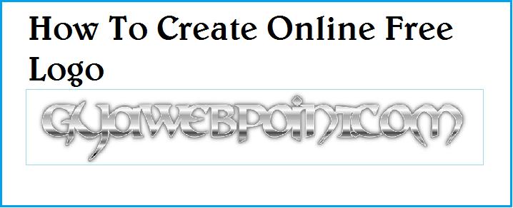 Free-Online-Logo-Kaise-Banaye