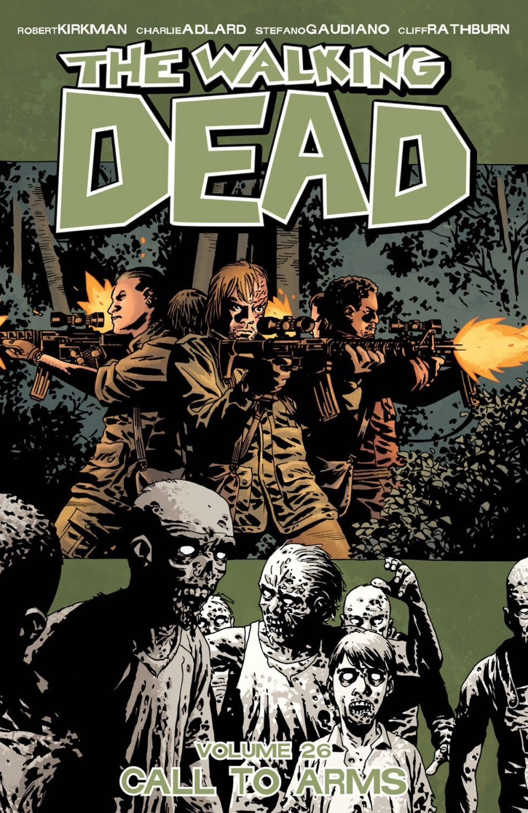 descargar comics the walking dead cbr español