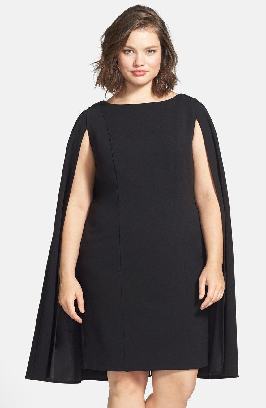 Vestidos de noche para gorditas y bajitas 2019