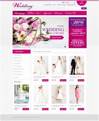 Thiết kế website để kinh doanh online váy cưới hiệu quả nhất