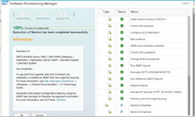 SAP HANA, SAP S/4HANA Cloud, 1809 installation, SAP HANA Study Materials, SAP HANA Guides