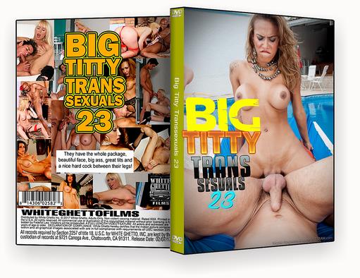 CAPA DVD – Big Titty Transsexuals 23 xxx 2018 – ISO