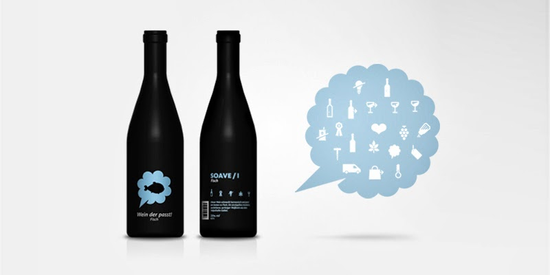 Tendencias en packaging de vino, Maridaje