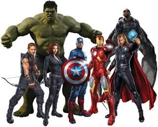 Avengers disegni da colorare for Colorare avengers