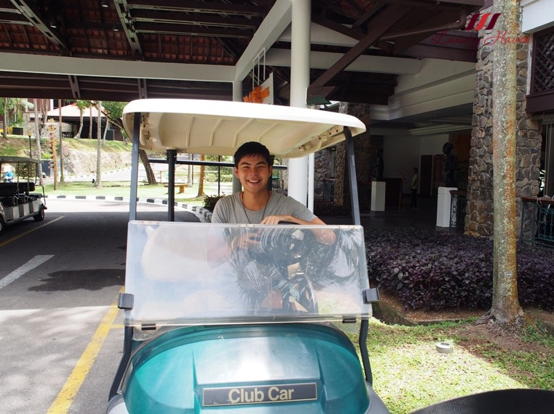 indonesia islands getaway bintan lagoon resort buggy rental