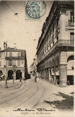 بطاقات بريدية لشارع باب عزون الجزائري 1_bab_azoun112_1905