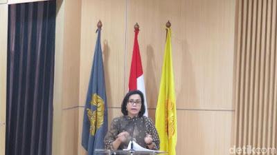 Sri Mulyani: Jokowi Bangun Infrastuktur Bukan Hobi - Info Presiden Jokowi Dan Pemerintah