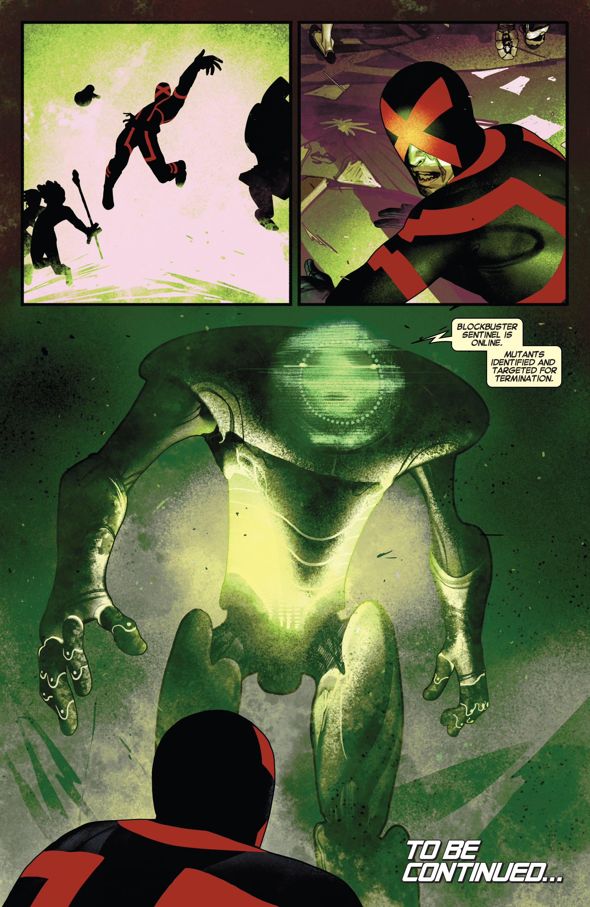 Read online Uncanny X-Men (2013) comic -  Issue # _TPB 2 - Broken - 95