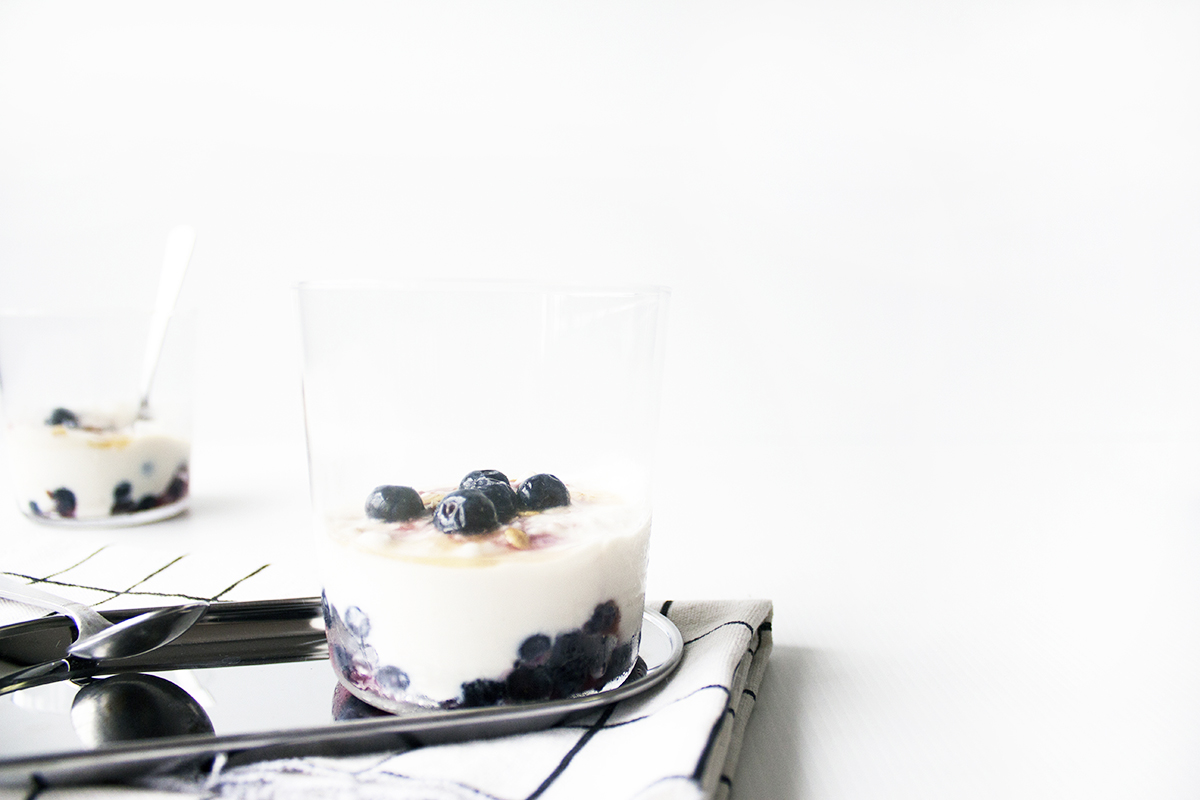 Homemade Vegan Soy Yogurt, Healthy & Delicious Breakfast Snack