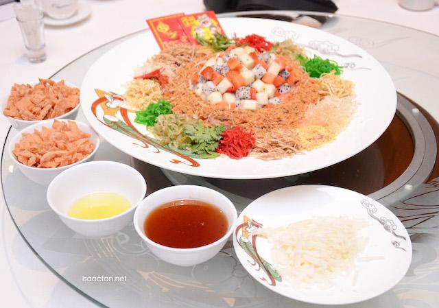 Chinese New Year Feast @ Dynasty, Renaissance Kuala Lumpur Hotel