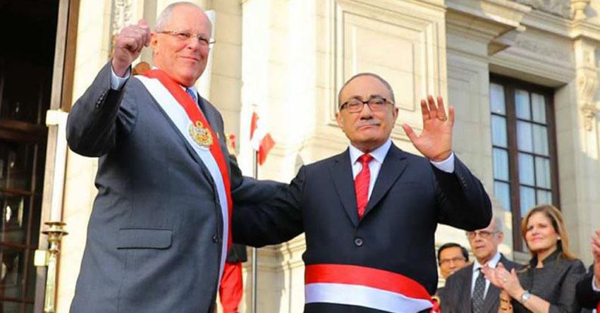 MINEDU: Idel Vexler juramentó como nuevo Ministro de Educación [VIDEO] www.minedu.gob.pe
