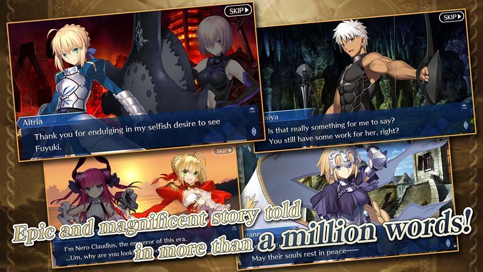 Fate/Grand Order - gra mobilna