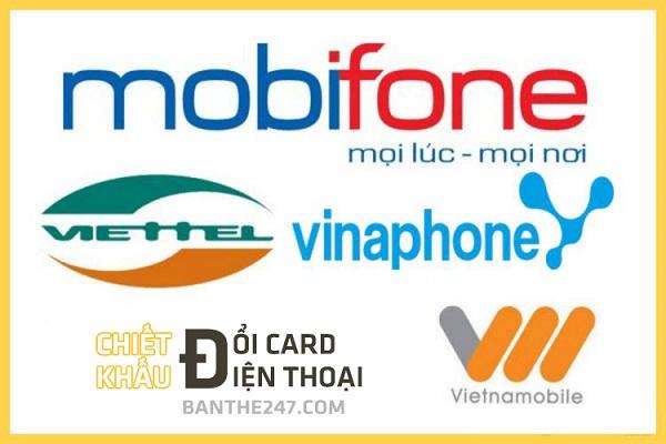 Đổi thẻ cào dt Mobi sang thẻ đt Viettel ở đâu chất lượng nhất?