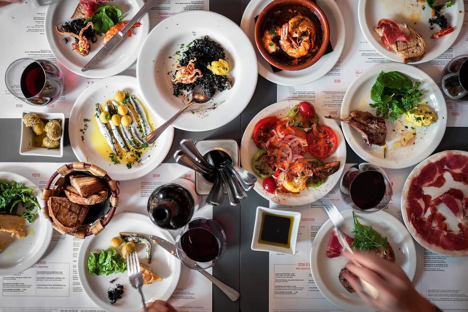 Urbina Vinos Blog: Brindisa Tapas Bar and Restaurant in Lodon ...