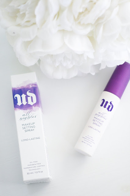 Urban Decay, Make up, Setting spray, Luxury, Sephora, Bbloggers, Beauty review