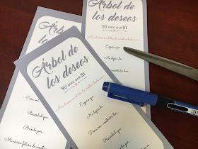 Árbol de los deseos en tu boda: descargable gratuito