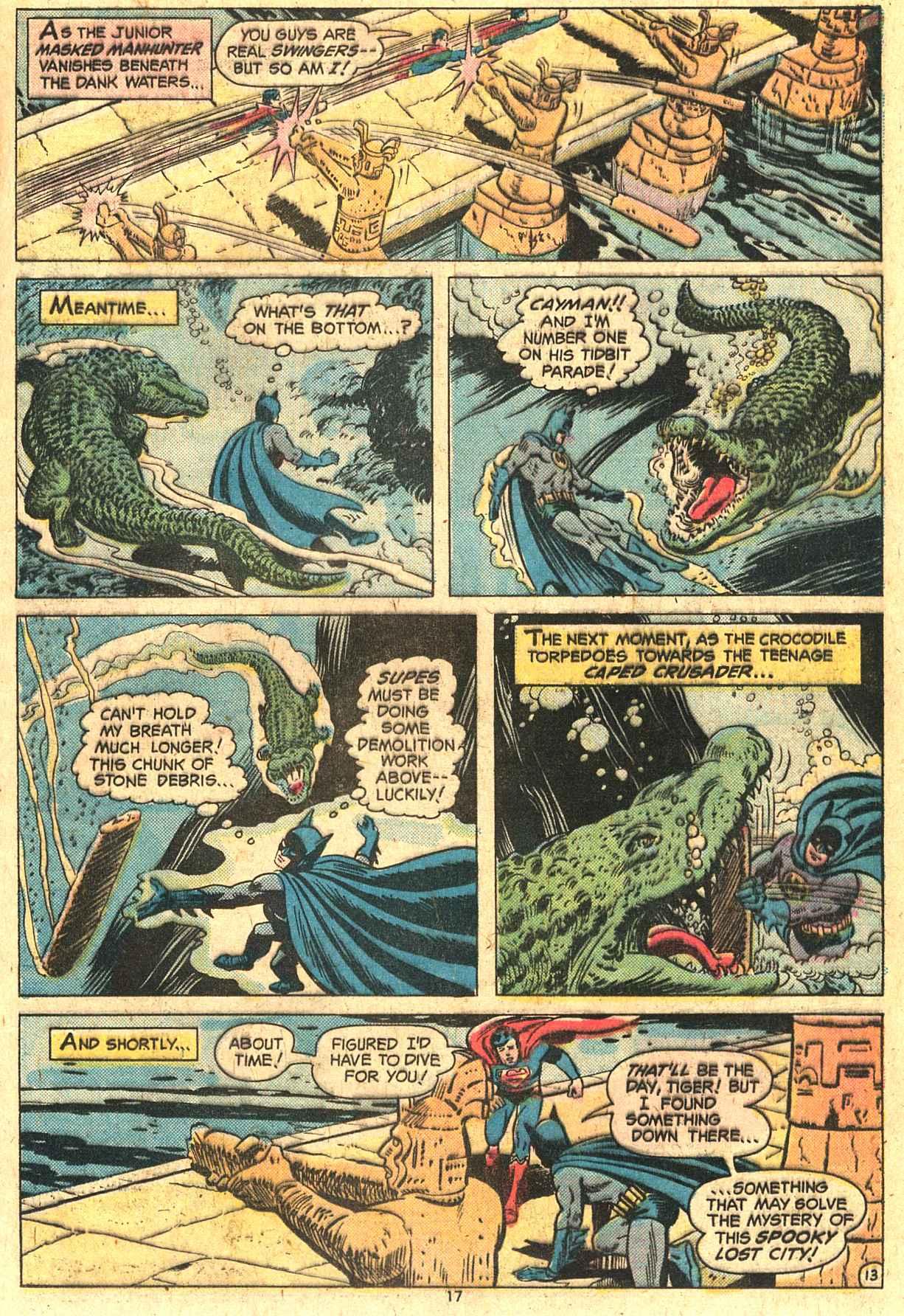 Read online World's Finest Comics comic -  Issue #230 - 16
